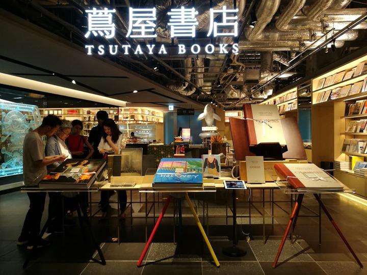 gsixtsutayabook11103 Ginza-銀座最新購物商場 GSIX櫃櫃都美 蔦屋書店 始終美麗的設計書店