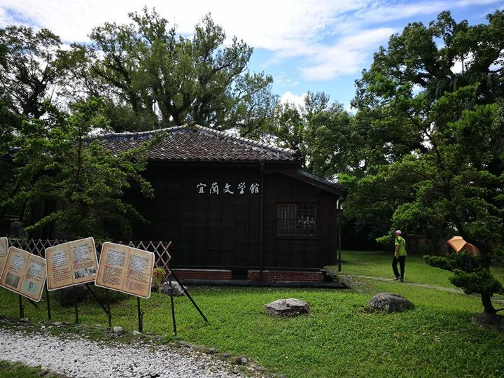 ilanliterature01 宜蘭-日式風格靜謐空間 由絢爛回歸平淡的宜蘭文學館