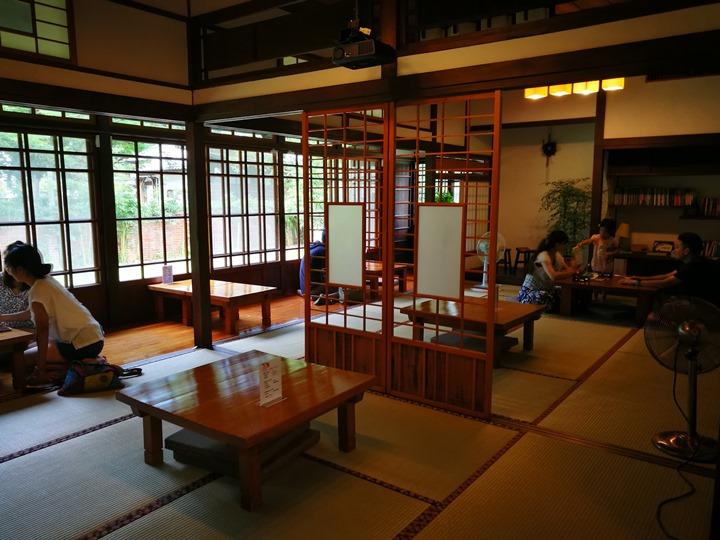 ilanliterature09 宜蘭-日式風格靜謐空間 由絢爛回歸平淡的宜蘭文學館