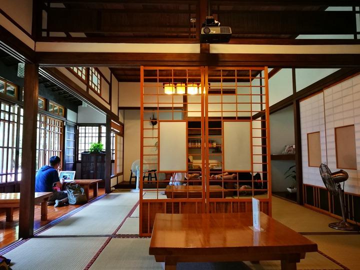 ilanliterature11 宜蘭-日式風格靜謐空間 由絢爛回歸平淡的宜蘭文學館