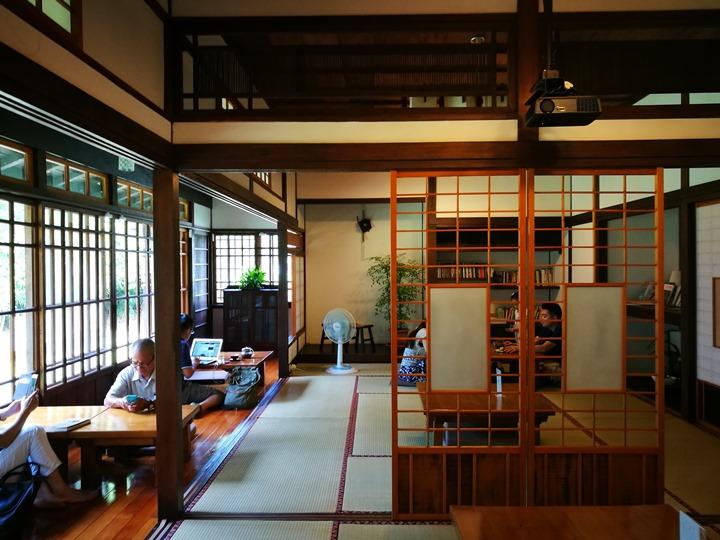 ilanliterature13 宜蘭-日式風格靜謐空間 由絢爛回歸平淡的宜蘭文學館
