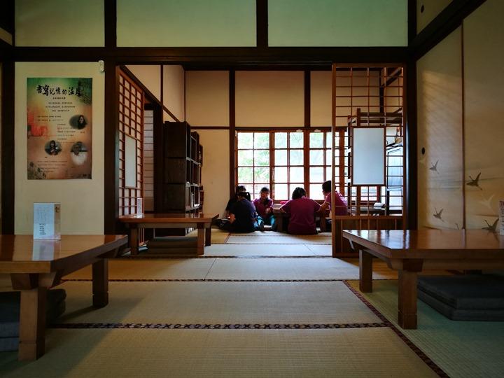 ilanliterature16 宜蘭-日式風格靜謐空間 由絢爛回歸平淡的宜蘭文學館