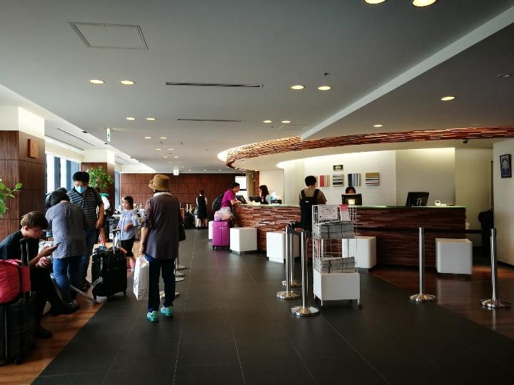 gracerysapporo811103 Sapporo-Hotel Gracery札幌站前 交通超方便商務飯店