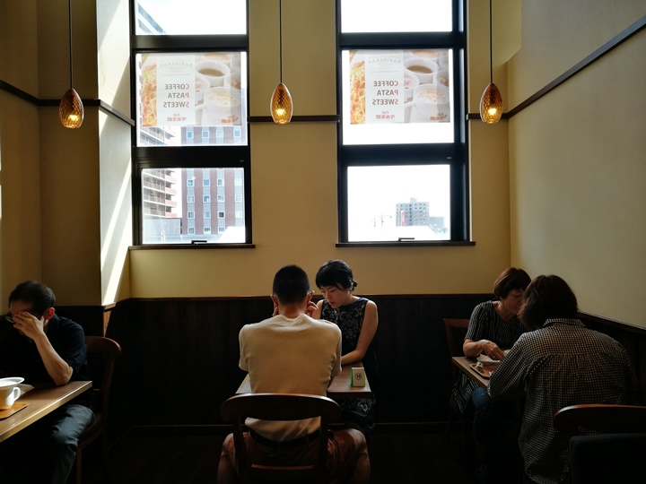 kahisakan03 Otaru-可?否? 來杯可否咖啡...小樽復古咖啡館