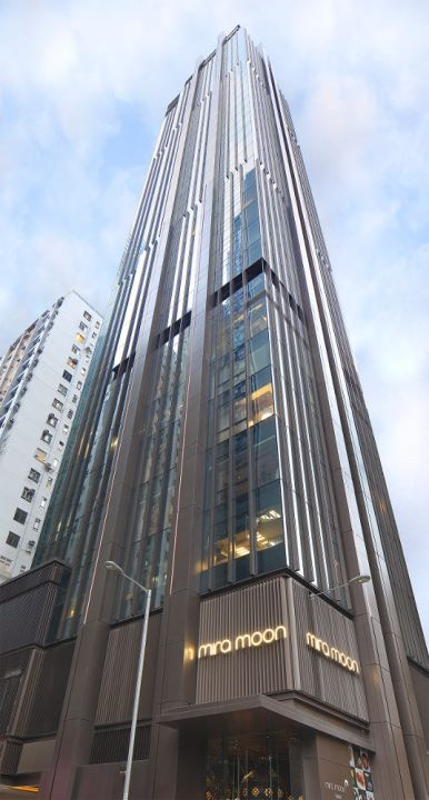 miramoon02 HK-Mira Moon Hotel問月酒店SPG設計飯店集團 嫦娥奔月的概念飯店
