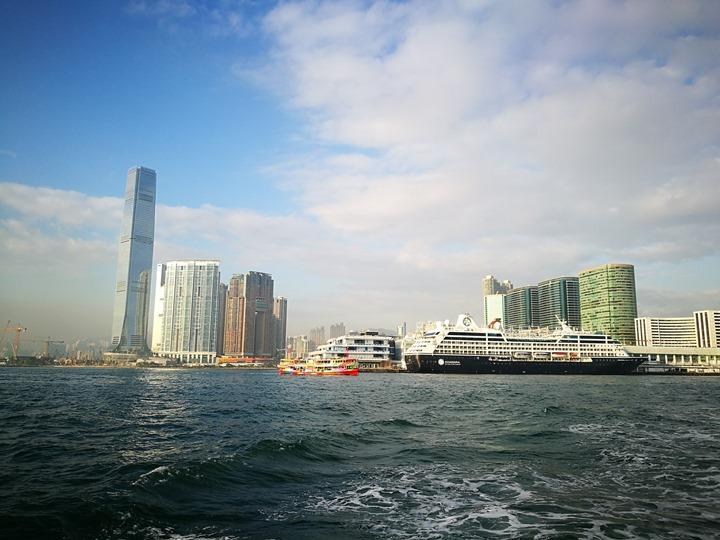 starferry10 HK-天星小輪 承載港人來往兩岸 欣賞維多利亞港美景