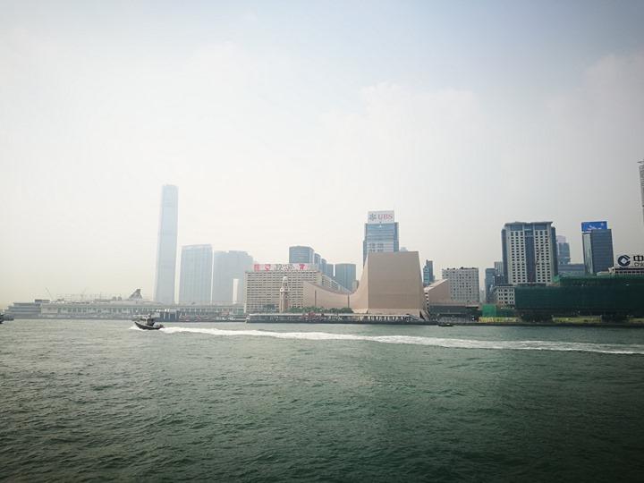 starferry16 HK-天星小輪 承載港人來往兩岸 欣賞維多利亞港美景