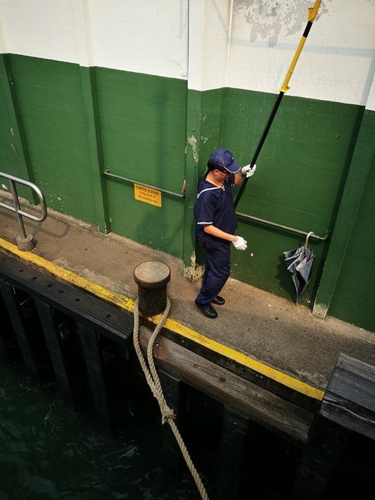 starferry2 HK-天星小輪 承載港人來往兩岸 欣賞維多利亞港美景