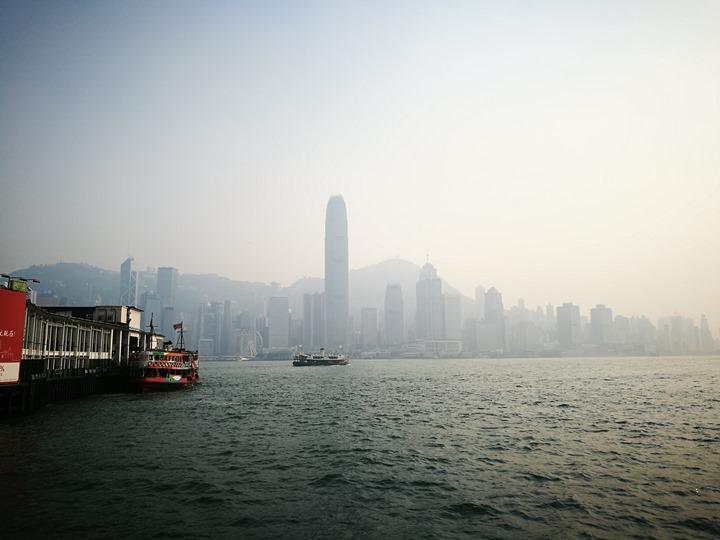 starferry20 HK-天星小輪 承載港人來往兩岸 欣賞維多利亞港美景