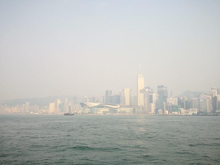 starferry25 HK-天星小輪 承載港人來往兩岸 欣賞維多利亞港美景