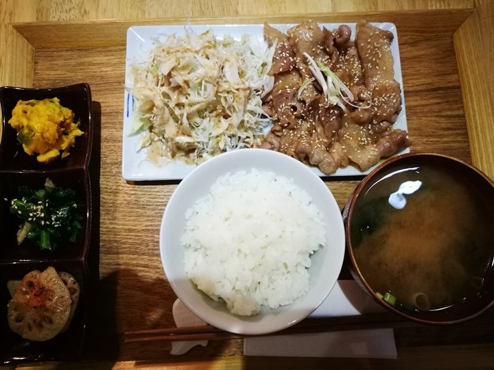 hanaya15 松山-花家食堂 日式風味溫暖飢腸轆轆的胃