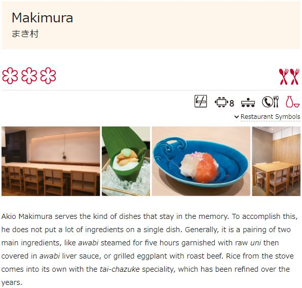 makimura Shinagawa-まき村(牧村Makimura)米其林三星 不預約絕吃不到