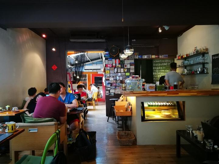 perch02 大安-Perch Cafe來窩著咖啡窩著一下午 不限時的文藝咖啡館