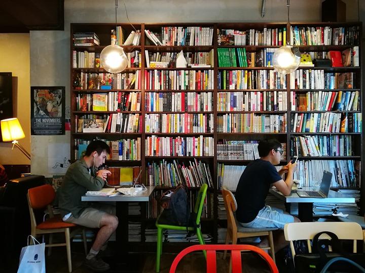 perch04 大安-Perch Cafe來窩著咖啡窩著一下午 不限時的文藝咖啡館