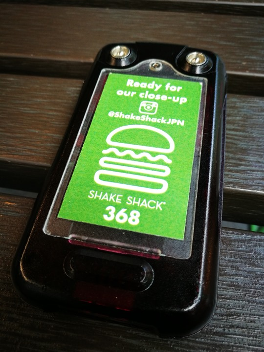 sharkshacktokyo08 Yorakucho-有樂町Shake Shack Burger人氣漢堡