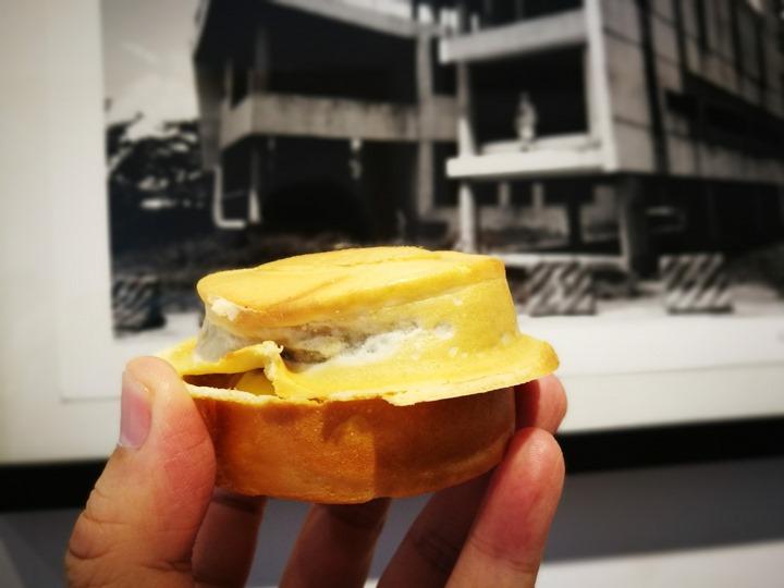 sometimes08 松山-有時候 紅豆餅 舒適空間小吃升級 吃紅豆餅也要優雅