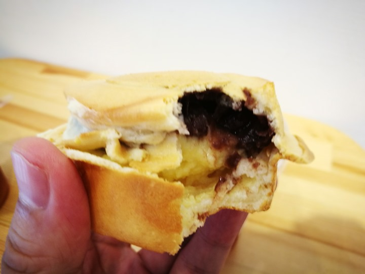 sometimes09 松山-有時候 紅豆餅 舒適空間小吃升級 吃紅豆餅也要優雅