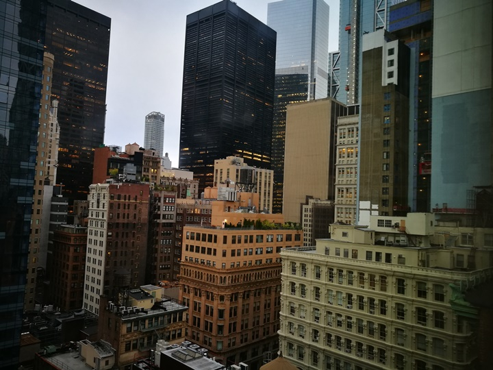 aloftfinancial15 New York-果真大蘋果之紐約真好玩 Aloft Manhattan Downtown-Financial District簡單方便 轉個彎到世貿大樓