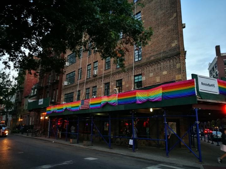 biggay02 New York-果真大蘋果之紐約真好玩 石牆紀念公園與人氣冰淇淋店Big Gay