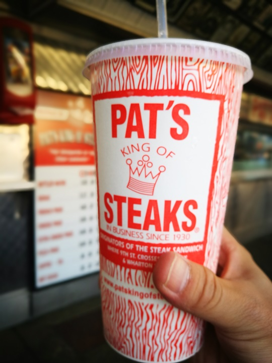 cheesestakes07 Philadelphia-費城特色小吃Cheesestake大比拚 Pat's King of Steaks VS. Geno's Stakes超飽足