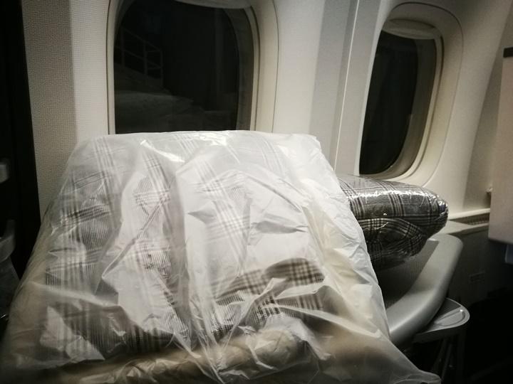 flyjfk05 201709台北紐約EVA皇璽桂冠艙初體驗 舒適溫馨有家的感覺...