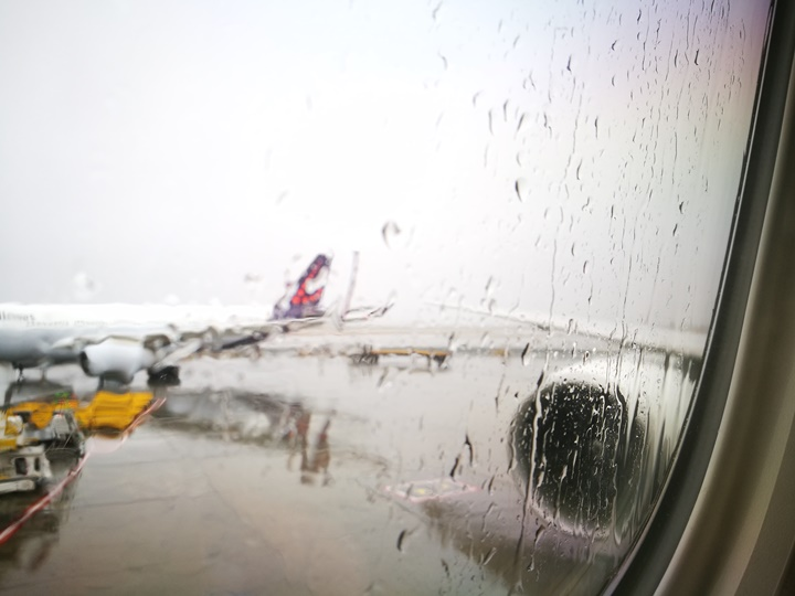 flyjfk44 201709台北紐約EVA皇璽桂冠艙初體驗 舒適溫馨有家的感覺...