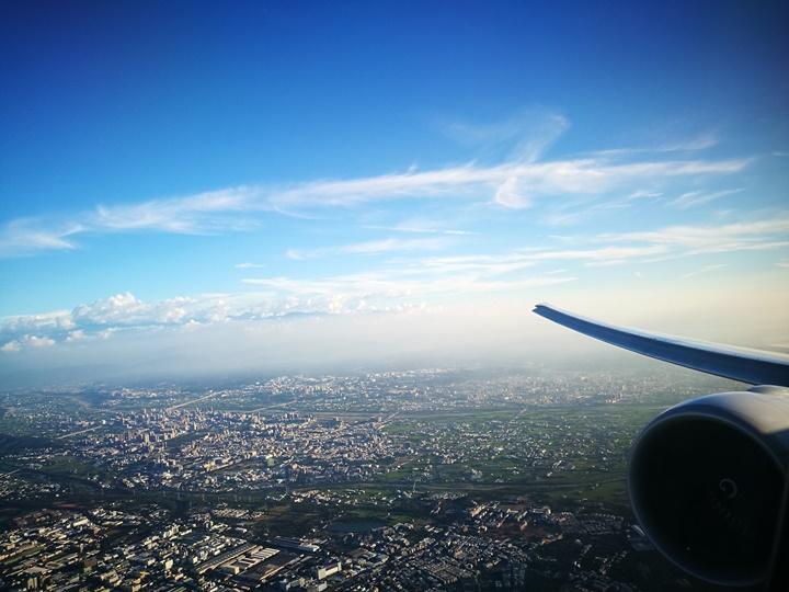 flyjfk74 201709台北紐約EVA皇璽桂冠艙初體驗 舒適溫馨有家的感覺...