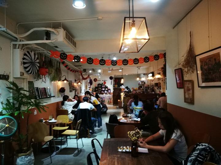 forumcoffee04 桃園-風雨咖啡 鬧區小巷人氣高