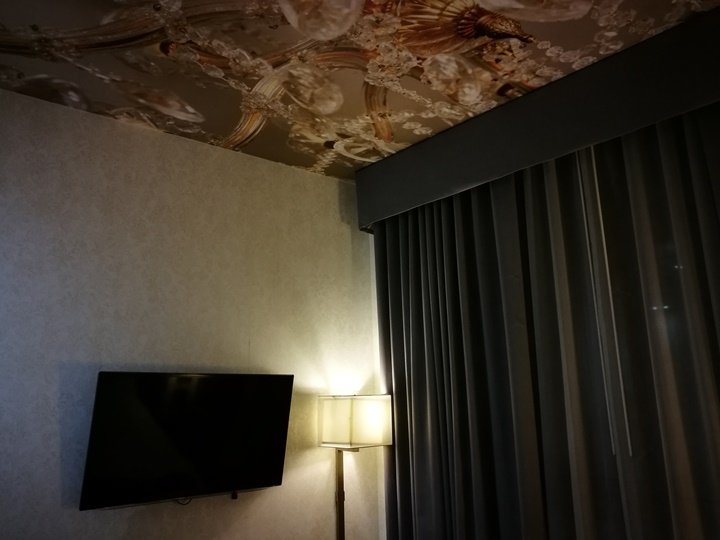 indigobrooklyn4 New York-果真大蘋果之紐約真好玩 Hotel Indigo Brooklyn好舊好沒特色的Indigo