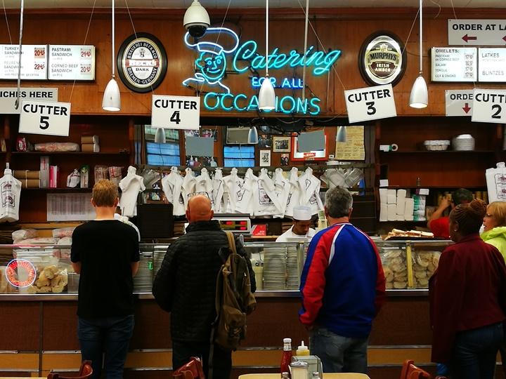 katzs07 New York-果真大蘋果之紐約真好玩 最好吃的燻牛肉三明治Katz's Delicatessen