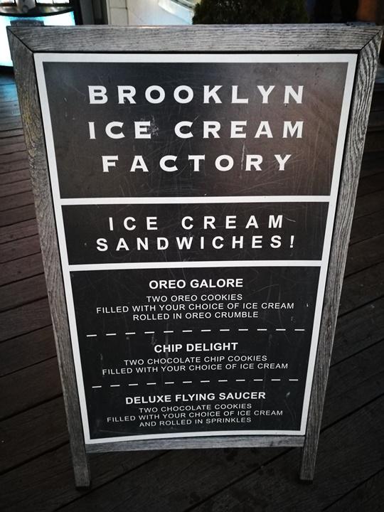 lukes07 New York-果真大蘋果之紐約真好玩 布魯克林橋下美食多Luke's Lobster&Brooklyn Ice Cream Factory