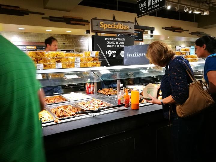 wholefoods03 New York-紐約好好玩之Whole Foods Market有機超市吃熱食...感受當地人生活