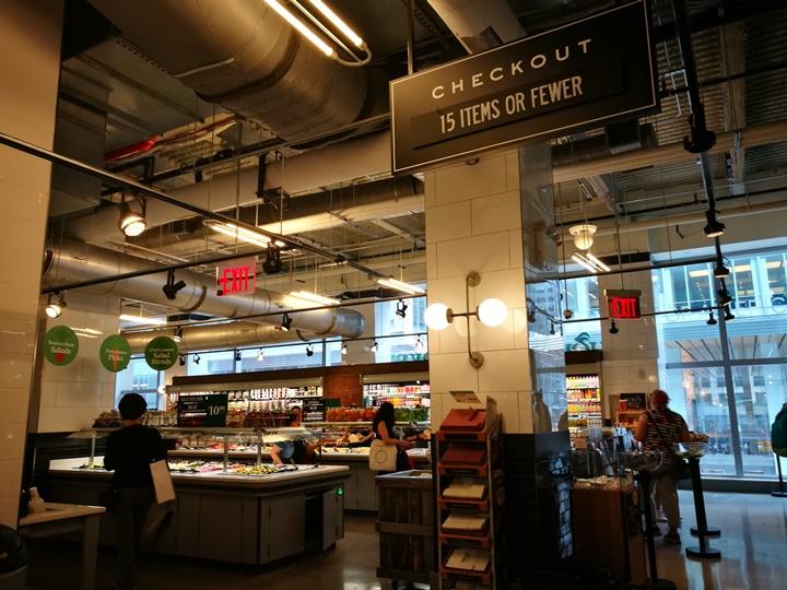 wholefoods06 New York-紐約好好玩之Whole Foods Market有機超市吃熱食...感受當地人生活