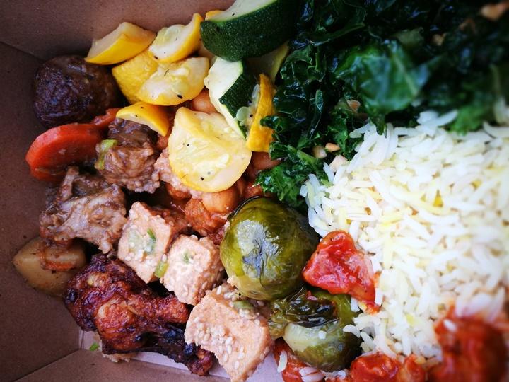 wholefoods08 New York-紐約好好玩之Whole Foods Market有機超市吃熱食...感受當地人生活