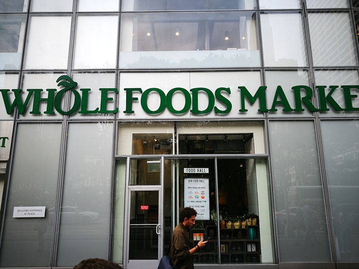 wholefoods11 New York-紐約好好玩之Whole Foods Market有機超市吃熱食...感受當地人生活