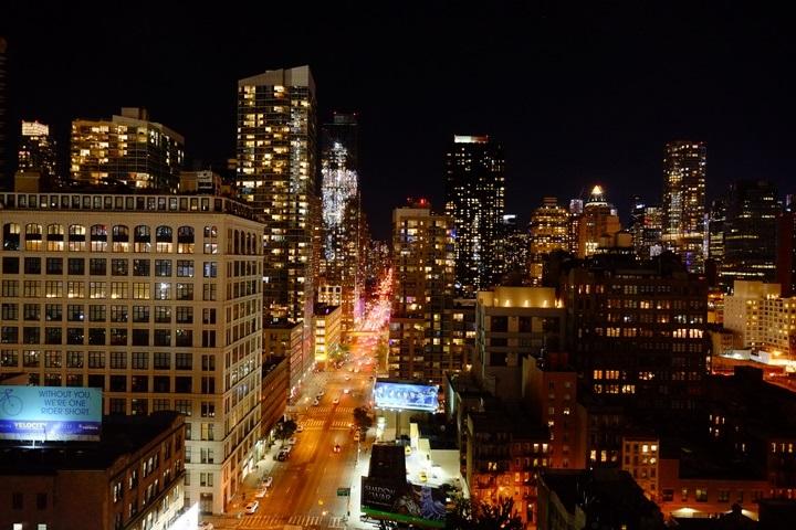 4PNYC4 New York-果真大蘋果之紐約真好玩 Four Points by Sheraton Manhattan Midtown West簡單舒適好睡的商務飯店