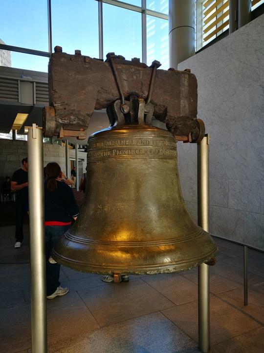 Philly05 Philadelphia-費城 自由鐘/獨立廳&賓大U Penn 美利堅合眾國的開端