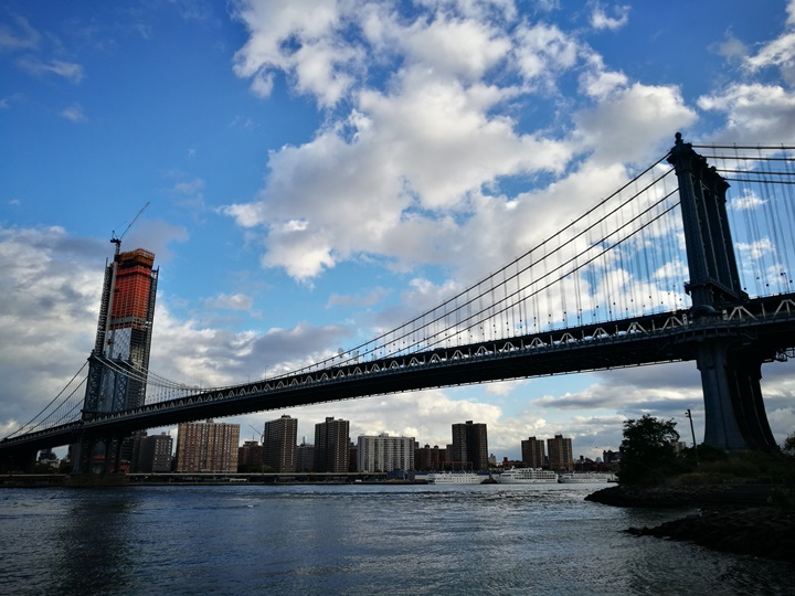 dumboo13 New York-果真大蘋果之紐約真好玩 布魯克林橋下 網紅聖地Dumbo&渡船碼頭賞曼哈頓夜景