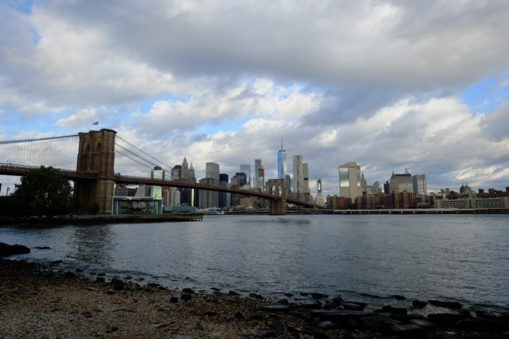 dumboo15 New York-果真大蘋果之紐約真好玩 布魯克林橋下 網紅聖地Dumbo&渡船碼頭賞曼哈頓夜景
