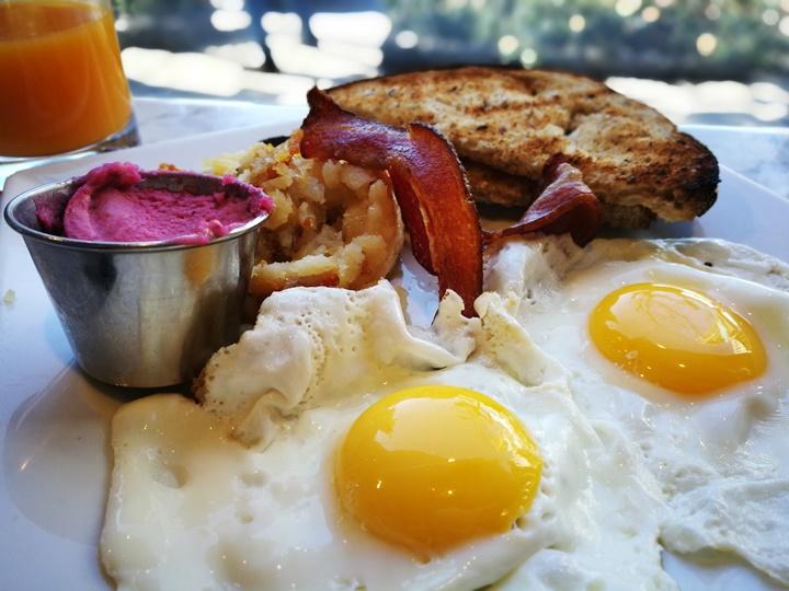 friedmans07 New York-果真大蘋果之紐約真好玩 Friedman's 早午餐正時尚