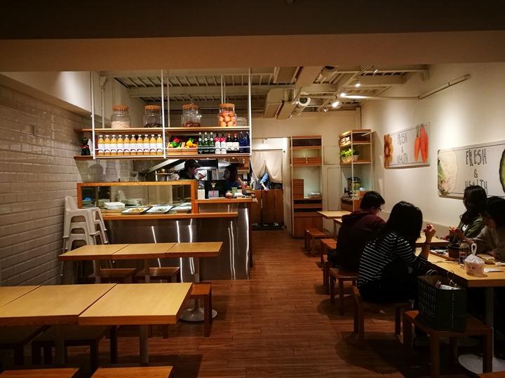imachi05 竹北-井町 日式風格蔬食料理 暖暖的咖哩鍋燒麵