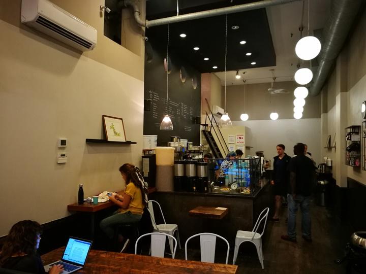 joecoffee02 New York-果真大蘋果之紐約真好玩Joe Coffee咖啡空少推薦的小巧咖啡館
