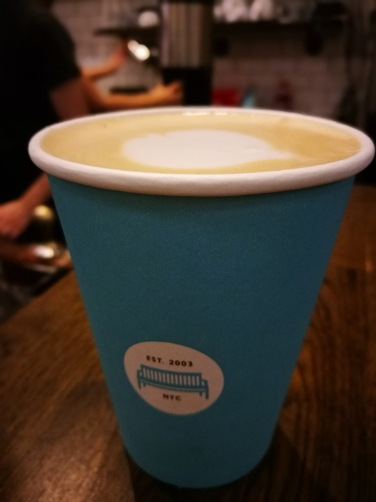 joecoffee13 New York-果真大蘋果之紐約真好玩Joe Coffee咖啡空少推薦的小巧咖啡館
