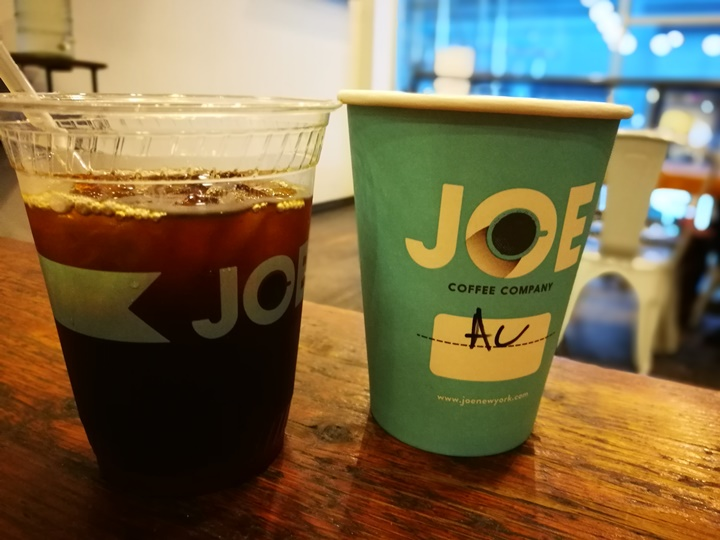 joecoffee14 New York-果真大蘋果之紐約真好玩Joe Coffee咖啡空少推薦的小巧咖啡館