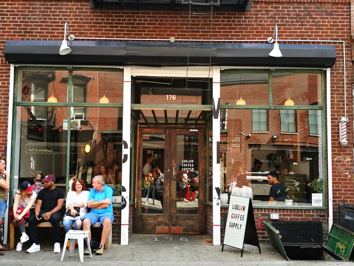 ludlowcoffee01 New York-果真大蘋果之紐約真好玩 Ludlow Coffee有好豆子就有好味道