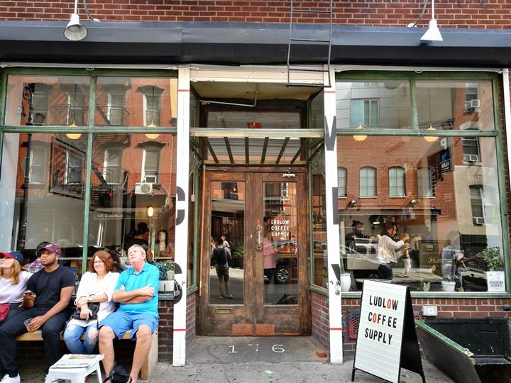 ludlowcoffee02 New York-果真大蘋果之紐約真好玩 Ludlow Coffee有好豆子就有好味道