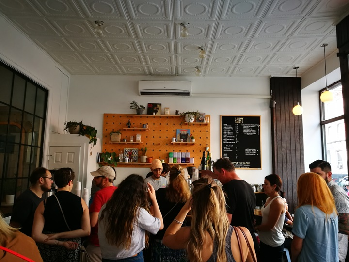 ludlowcoffee04 New York-果真大蘋果之紐約真好玩 Ludlow Coffee有好豆子就有好味道