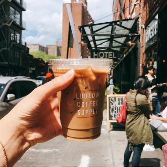 ludlowcoffee12 New York-果真大蘋果之紐約真好玩 Ludlow Coffee有好豆子就有好味道