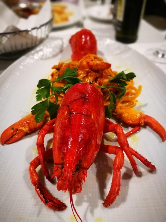 milos12 New York-果真大蘋果之紐約真好玩 Estiatorio Milos地中海餐廳 龍蝦好好吃