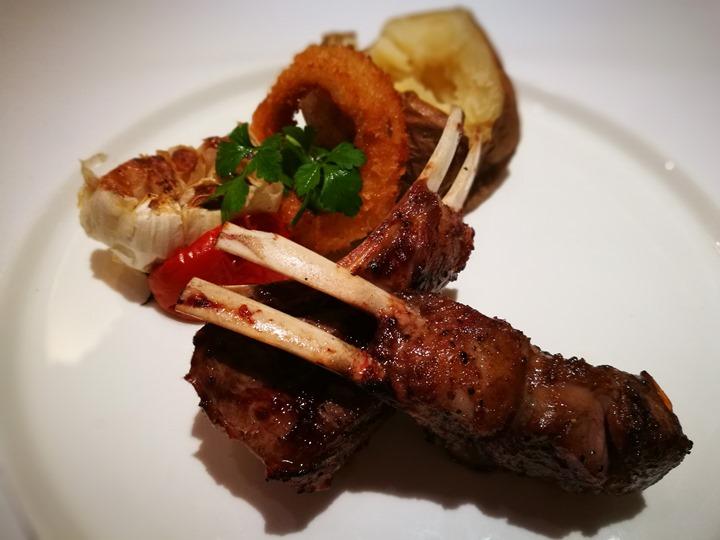 robins21 中山-感受最細緻的服務與美食...晶華飯店Robin's牛排屋